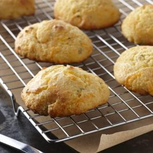 Cornbread Cheese Biscuits
